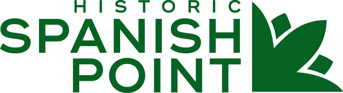 historic spanish point organization logo