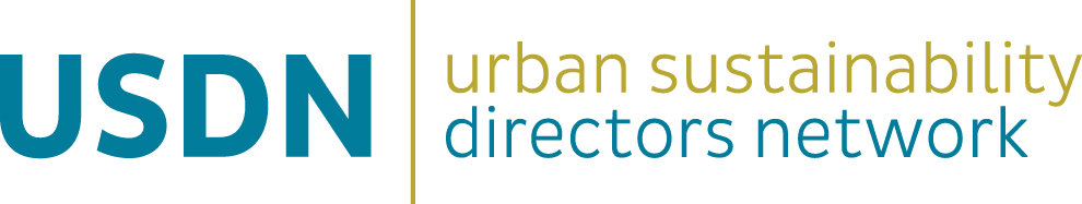 urban sustainability directors network logo
