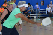 Games For Life, Ladies playing pickleball