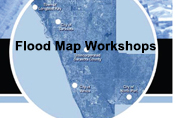 FEMA Flood Map Update Workshops in Jan. - March