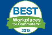 County among best workplaces for commuters