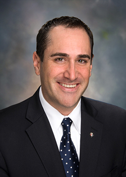 Paul Caragiulo, District 2 Commissioner for Sarasota County
