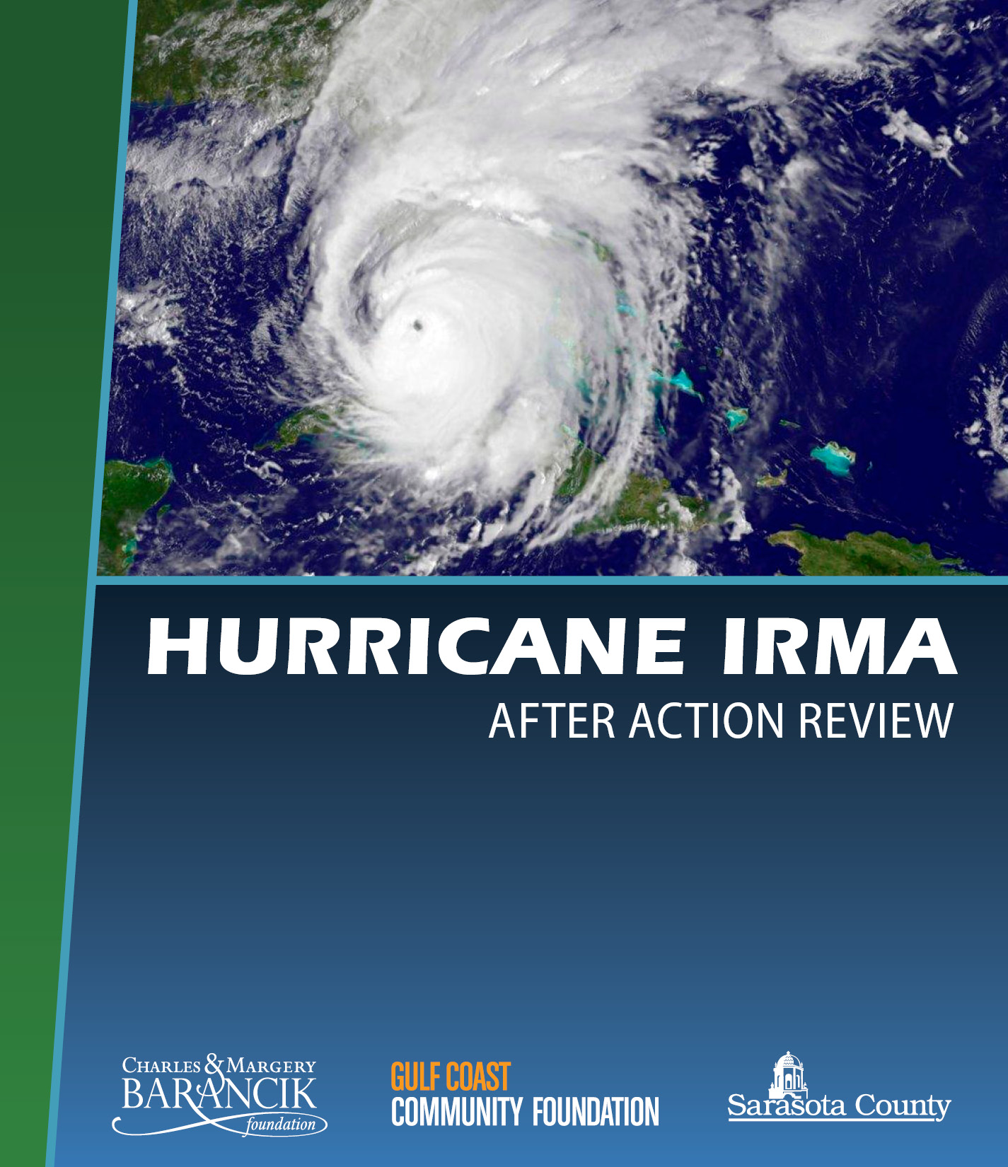 IRMA After Action Review COVER
