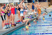Arlington Swim for teens