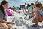 Amateur Sand Sculpture Contest returns to Siesta Beach on May 5