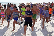 Kids Beach Run