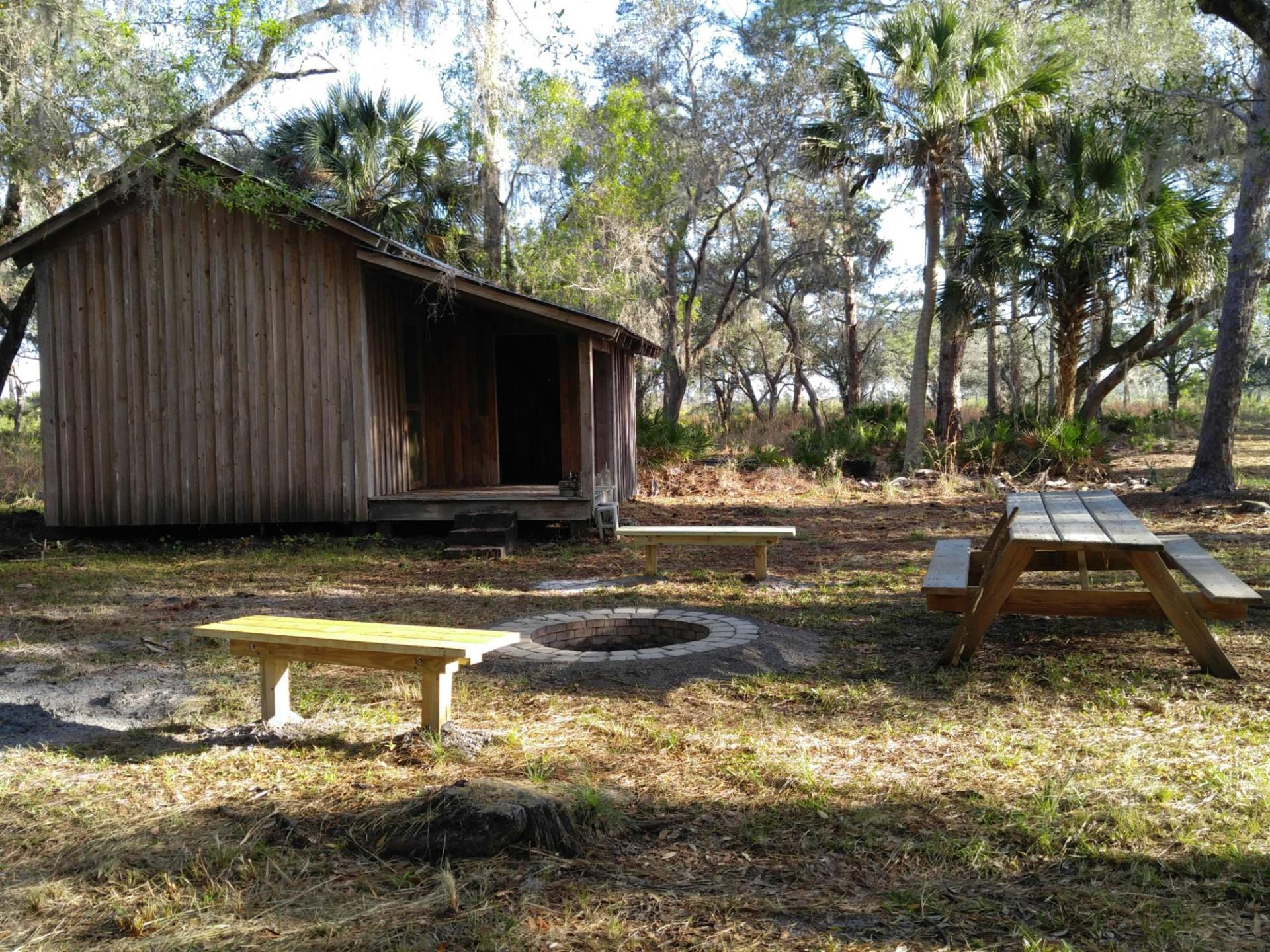 T. Marby Carlton, Jr. Memorial Reserve-Windy Sawgrass Campsite