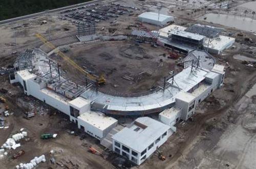 Atlanta Braves Spring Training Site Construction Photo Album List