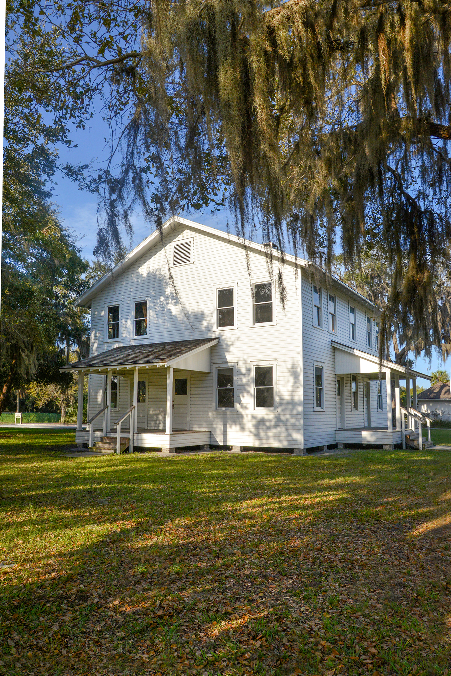 Historic Farmhouse at the Phillippi Estate Park