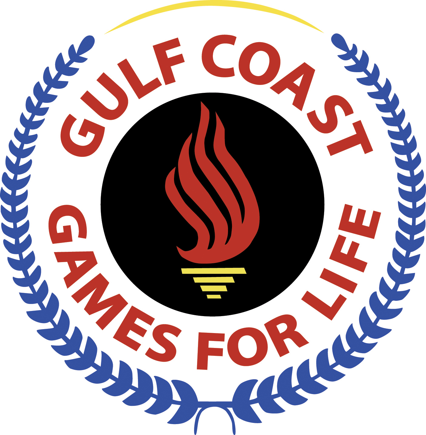Gulf Coast Games For Life Logo