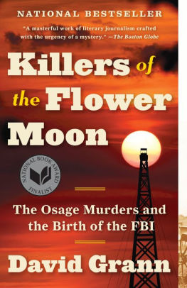 killers of the flower moon