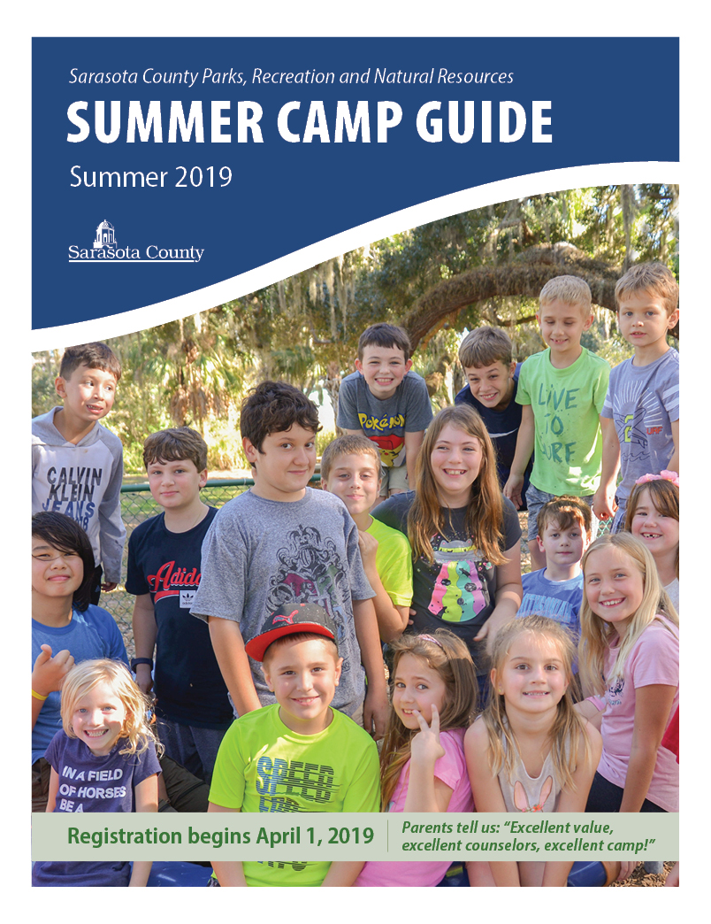 Summer Camp Guide 2019 COVER