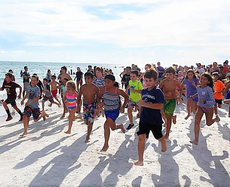 PRNR Kids Summer Beach Runs