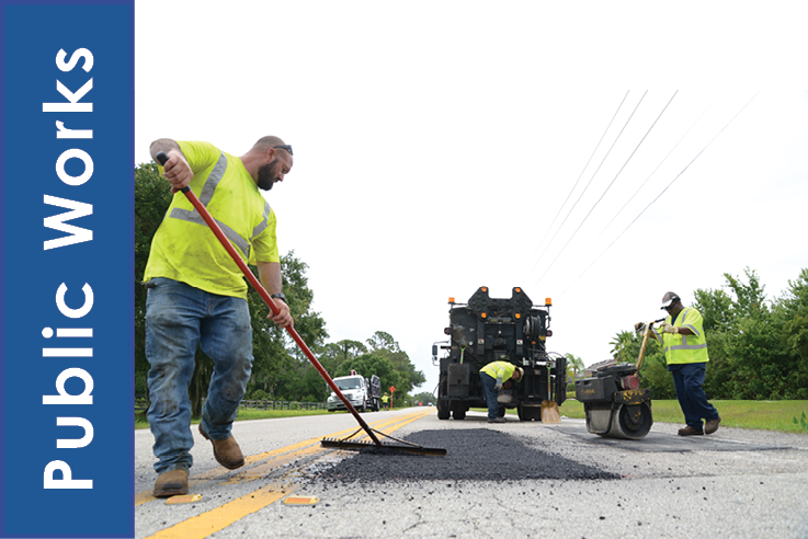 Public Works - Roadwork News Icons