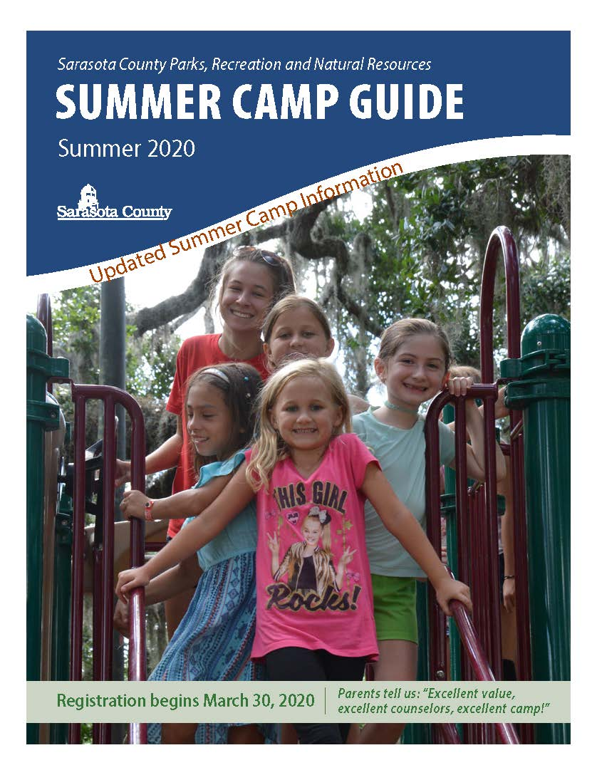 Summer Camp Guide 2020 COVER