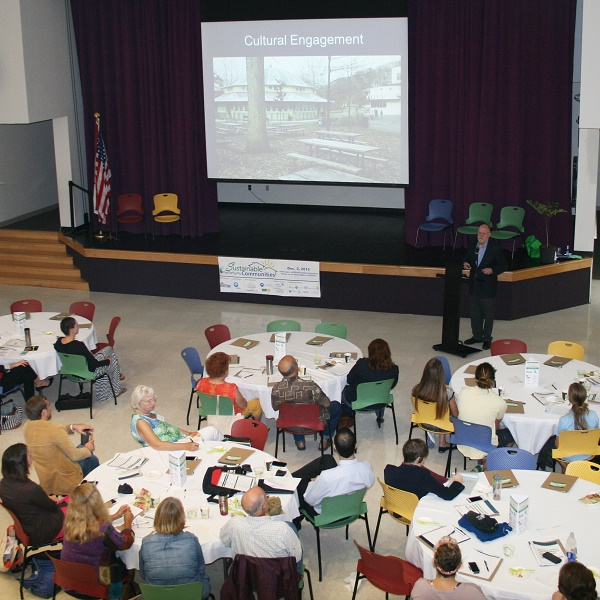 2015 Sustainable Communities Workshop action