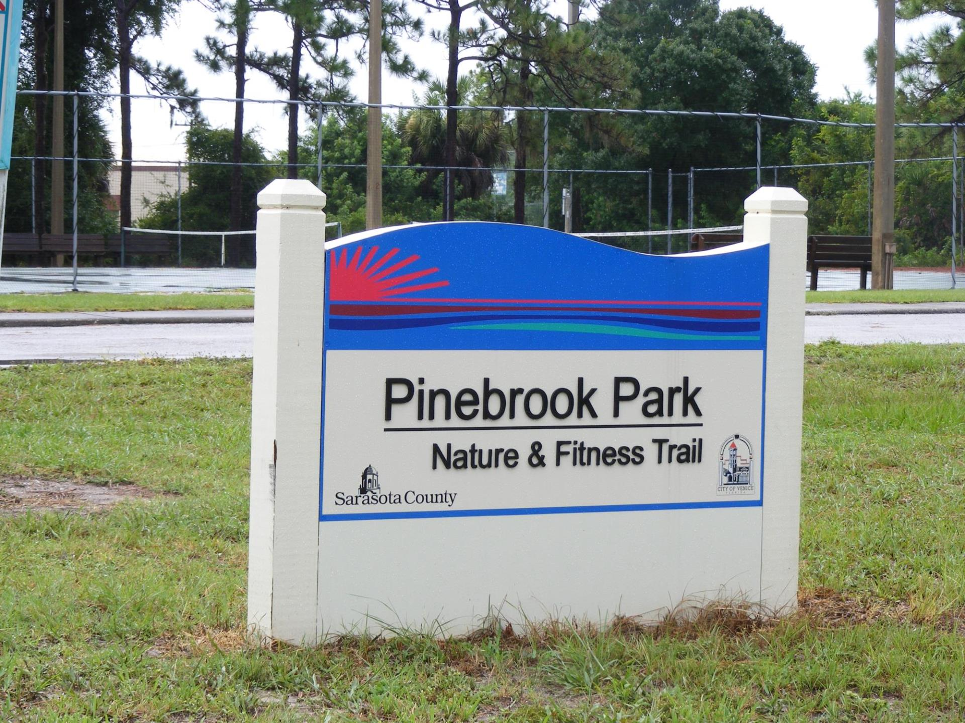 Pinebrook Sign