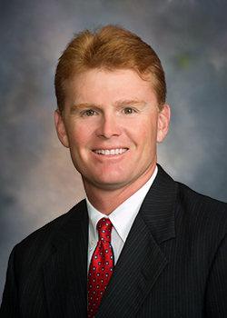 Charles D. Hines, Esq., District 5 Commissioner for Sarasota County