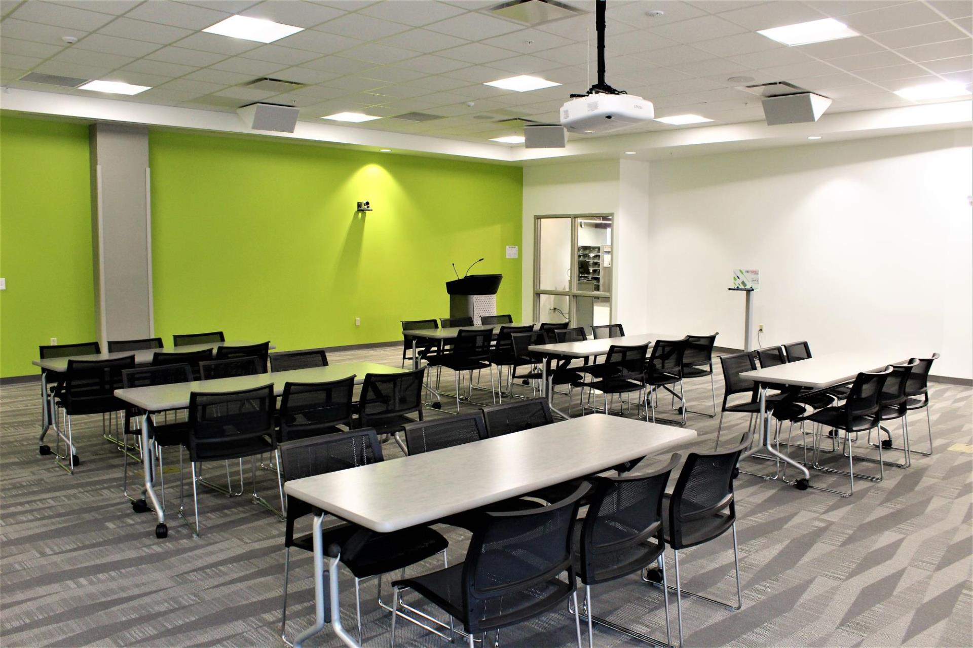 Shannon Staub Library Meeting Room