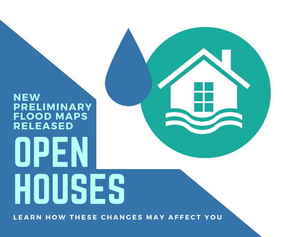 FLOOD MAP OPEN HOUSES