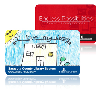 library cards