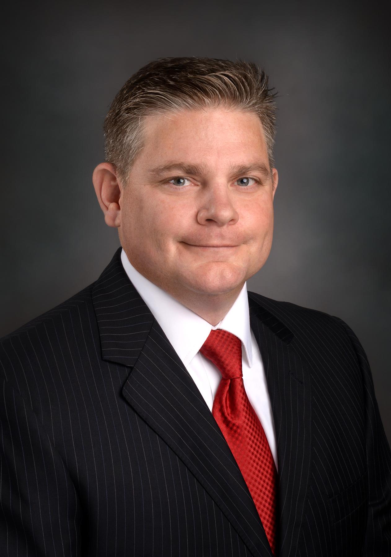 County Administrator Jonathan R. Lewis